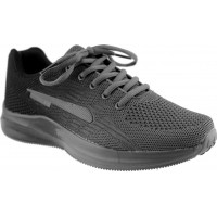Zak Shoes Unisex Αθλητικά  SD14005 Μαύρο Γκρί