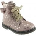 Zak Shoes Παιδικά Μποτάκια 12/131 Χαλκός