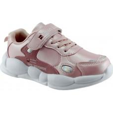 Zak Shoes Παιδικά Αθλητικά 19/061 Ρόζ