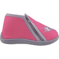 Zak Shoes Παιδικές Παντόφλες 42/092 Φούξια