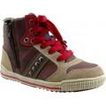 Zak Shoes Παιδικά Μποτάκια 67/016 Καφέ