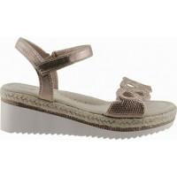 Zak Shoes Παιδικά Πέδιλα Πλατφόρμες 12/179 Χαλκός