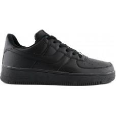 Zak Shoes Unisex Sneakers 24/024-025 Μαύρο