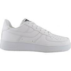 Zak Shoes Unisex Sneakers 24/024-025 Λευκό
