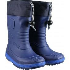 Zak Shoes Παιδικές Γαλότσες Apres Ski PR-TURBO20 Μπλε