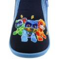 Zak Shoes Παιδικές Παντόφλες 42/120 Μπλέ