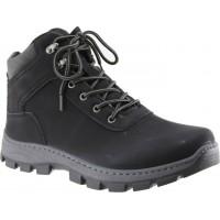Zak Shoes Ανδρικά Μποτάκια Trecking 70/063 Μαύρο