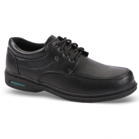 Zak Shoes Ανδρικά Casual 88/009 Μαύρο