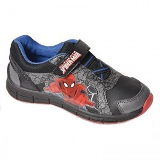 Zak Shoes Παιδικά Αθλητικά Marvel Spiderman TZSP004650 Μαύρο