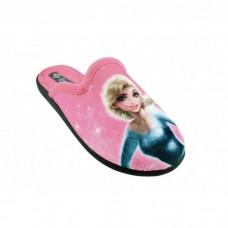 Zak Shoes Παιδικές Παντόφλες Disney Frozen NL1461 Φούξια